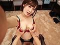 【VR】普段は清楚でカワイイ先輩OLが泥●して信じられなくらいの痴女に変貌!性欲が凄くて何度もセックスしてくれました! 藤森里穂 画像11