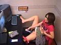 盗撮 女性専用ビデオBOXでオナニーする熟女たち の画像5