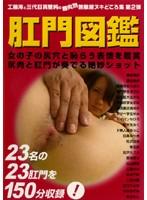 「肛門図鑑」のパッケージ画像