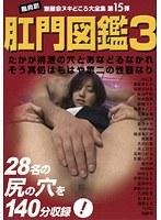 肛門図鑑3