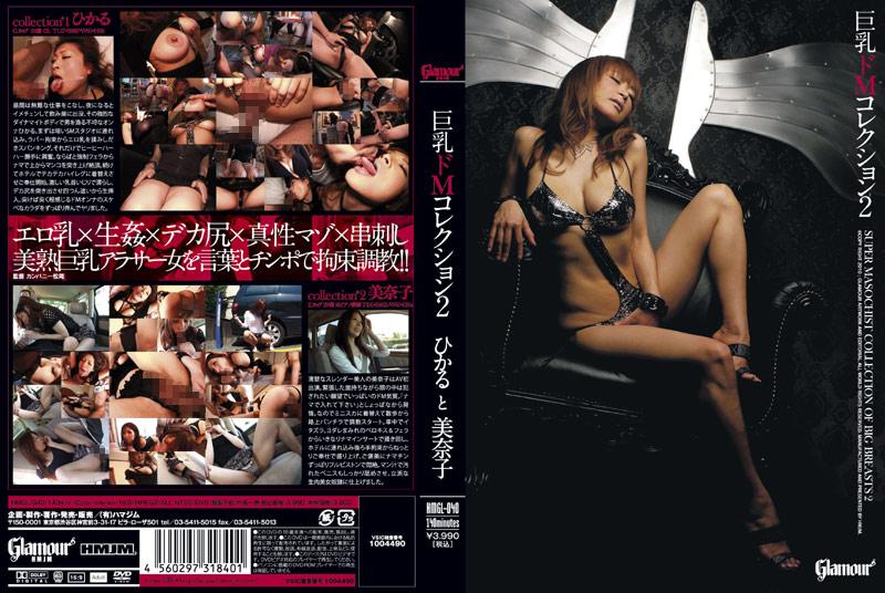 巨乳の美人、若林ひかる出演の拘束無料動画像。巨乳ドMコレクション 2 ひかる と 美奈子