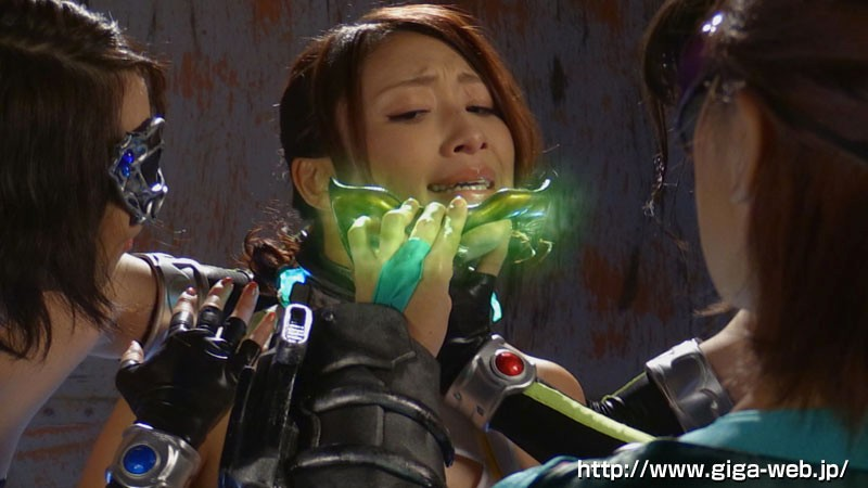 SPANDEXER5 ~失われゆく能力!ムーンエンジェル肉体調教!~ 画像20枚