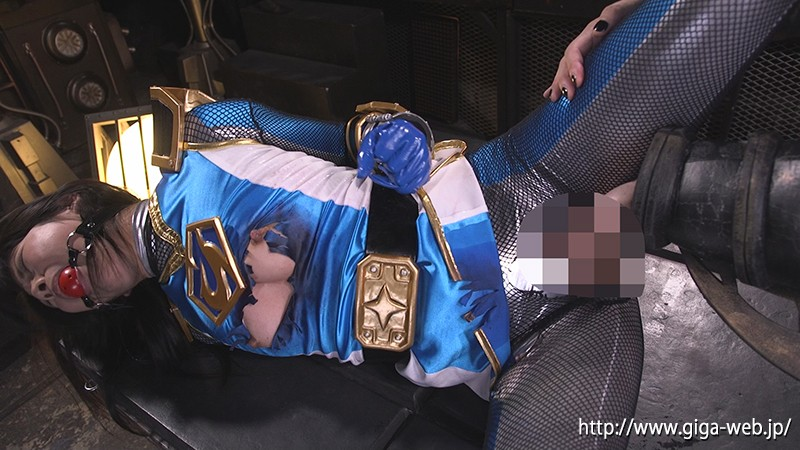 GHKQ-036磁力_聖忍戦隊カゲレンジャー カゲブルーサーガ_水谷あおい