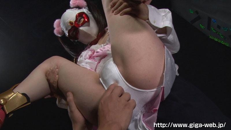美少女庭球戦士スコート仮面 ~暴かれたスコートの中身~ 宮沢ゆかり-12