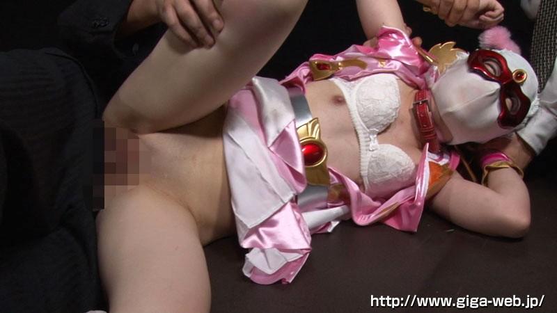 美少女庭球戦士スコート仮面 ~暴かれたスコートの中身~ 宮沢ゆかり-15