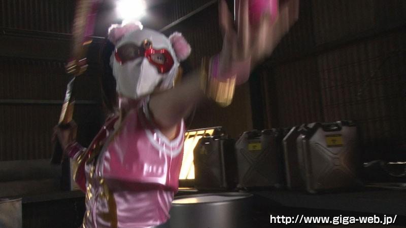 美少女庭球戦士スコート仮面 ~暴かれたスコートの中身~ 宮沢ゆかり-4