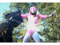 (h_173gsad00010)[GSAD-010] SUPER HEROINE アクションウォーズ 宇宙戦隊ギャラクシーファイブ ピンクフェニックス ダウンロード 8