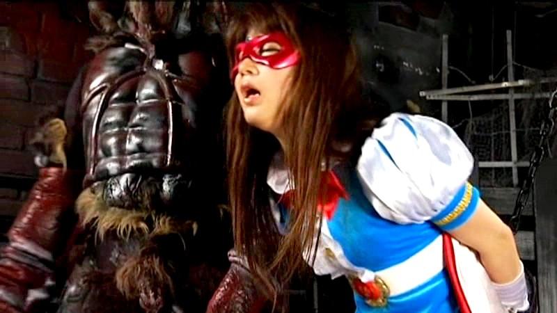 スーパーヒロイン危機一髪!! Vol.35 仮面の騎士ルビーナイト編 愛音まひろ の画像9