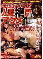 (h_175ddhg00011)[DDHG-011] 人妻拷問アクメ 11 ダウンロード