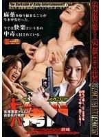 「女の惨すぎる瞬間 麻薬捜査官拷問 女捜査官FILE22 吉田花の場合」のパッケージ画像