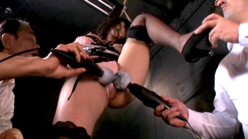 残酷黒淫無双劇場 EPISODE-04 高飛車社長令嬢! 天誅アクメに悶絶脳乱 河西あみ の画像4