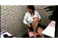 職場でストレス解消しちゃっている美容師オナニー盗撮 12
