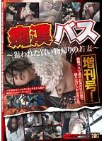 痴漢バス 〜狙われた買い物帰りの若妻〜 増刊号! ダウンロード
