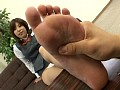 美少女の足裏 5 3