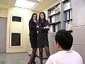 女教師校内強制ペニバン責め 14