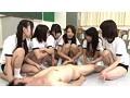 キン○マに興味を持ちはじめた女子校生の金蹴り練習 17
