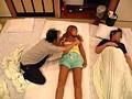 住み込みバイト先の大部屋で一緒に雑魚寝している女の子にバイト仲間たちが寝ているそばで夜這いしちゃえ!! 8