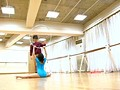 S校新体操部 ワイセツ教師が撮った隠しビデオ 4