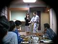 忘年会で部下の妻を強制裸踊り後に輪姦したビデオ 6