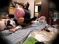 ネットオタク 女子校生監禁したビデオ ネットで知り合った●交女子校生をオタクが監禁した!! 4