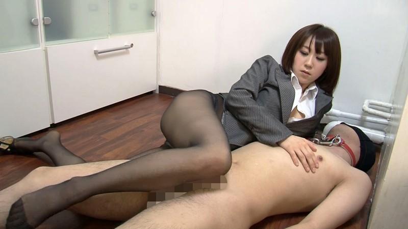 [SUNS-006] 淫脚乱舞 オフィスレディの魅惑の社内脚コキ