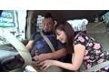 [SABA-169] チ●ポ出しながら素人娘とドライブ!