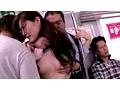 無言痴姦車輛 怯える女子に射精する快感 サンプル画像7