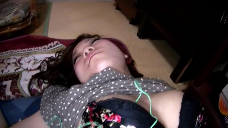 DMAT-129磁力_無言媸歼 寝ている女を悪戯しよう…_素人