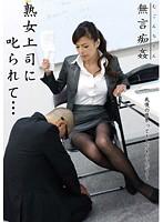 無言痴姦 熟女上司に叱られて… ダウンロード