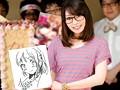 現役女性エロ漫画家「かいとうぴんく」先生 初めてのファン交流イベント 吉口里奈 10