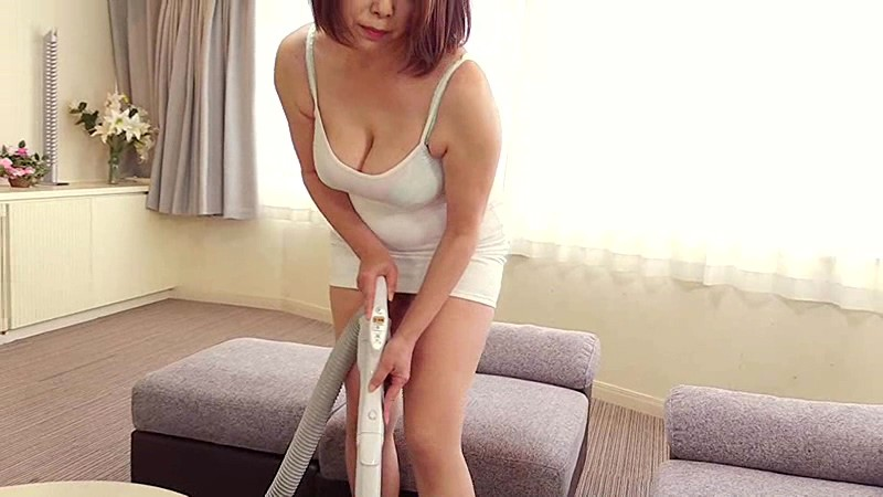 草津から上京して来た嫁の母が… 五十路義母 青井まりのサンプル画像3