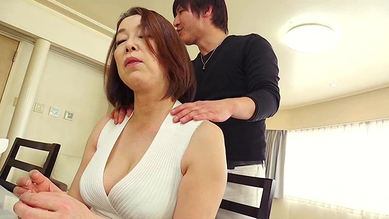草津から上京して来た嫁の母が… 五十路義母 青井まりのサンプル画像8