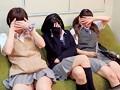[OMSE-005] JK¥撮り みんなでヤレば怖くない!?緊張でプルプル!お嬢様●校三人組 初めてのストリップチャレンジ!デスじゃんけんで公開SEX