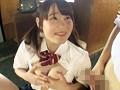 天使の裏バイト チ○ポとJK!接近オナニー鑑賞 射精に釘付け!コーフントロトロ女子校生 4