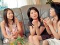 [REBN-099] 極淫4P体験!!どスケベ熟女集団にシゴかれ犯され大昇天!!
