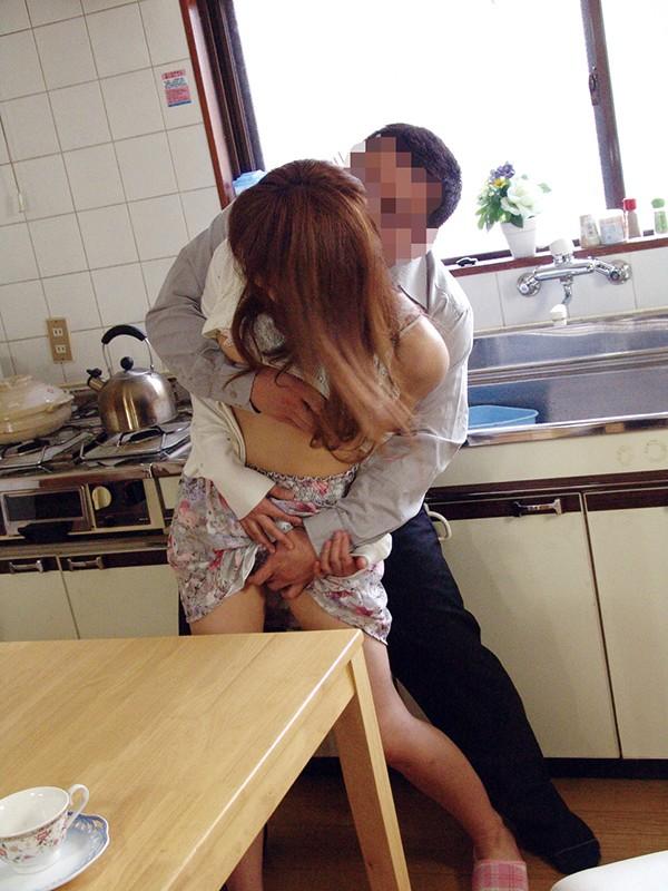 犯された乳デカな妻 の画像4