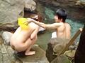貸切風呂のカップルはみんなヤッてる!? 1