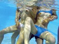 [VIKG-158] 巷で有名な痴漢スポットのプールで揉んだり押し付けられる水着ギャル18人を激撮!