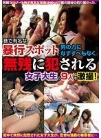 (h_254vikg00160)[VIKG-160] 巷で有名な暴行スポットで男の力になすすべもなく無残に犯される女子大生ら9人を激撮! ダウンロード