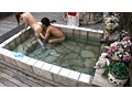 アナタの奥様を貸し切り風呂で浮気させます。 サンプル画像 No.1