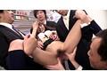 痴漢撃退ビデオ出演でガチレイプ 12