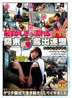 「恥ずかしさに濡れる十代 関東露出連盟」のパッケージ画像