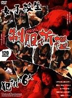 「女子校生制服折檻」のパッケージ画像