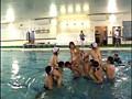 モロ出し 水中運動会 2 7