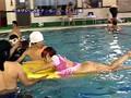 モロ出し 水中運動会 3 1