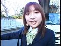 女子校生 ミニスカ通学路 サンプル画像 No.1