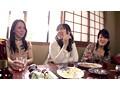 旅館にて、熟女、佐々木亜矢出演のsex無料動画像。今日は熟女とスケベな合コン!