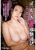 「ぽっちゃり母堪能日記 秋吉多恵子」のパッケージ画像