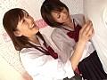女子校生の乳首責め手コキ 33