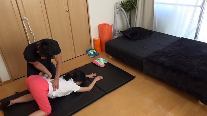 ネット配信に流出!!ヨガ教室インストラクタープライベート映像 中年おばさんの赤裸々なSEX 3 の画像7